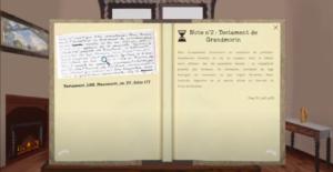 Capture d'écran du jeu Zola développé par Alina Nastase